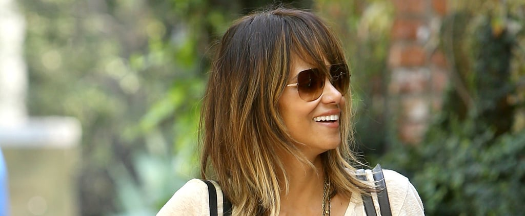 Halle Berry Is in Good Spirits in Spite of Her Show Getting Canceled