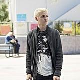 Miles Heizer, aka Alex: 22