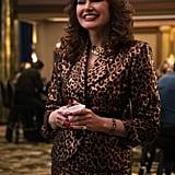 Geena Davis as Sandy Devereaux St. Clair