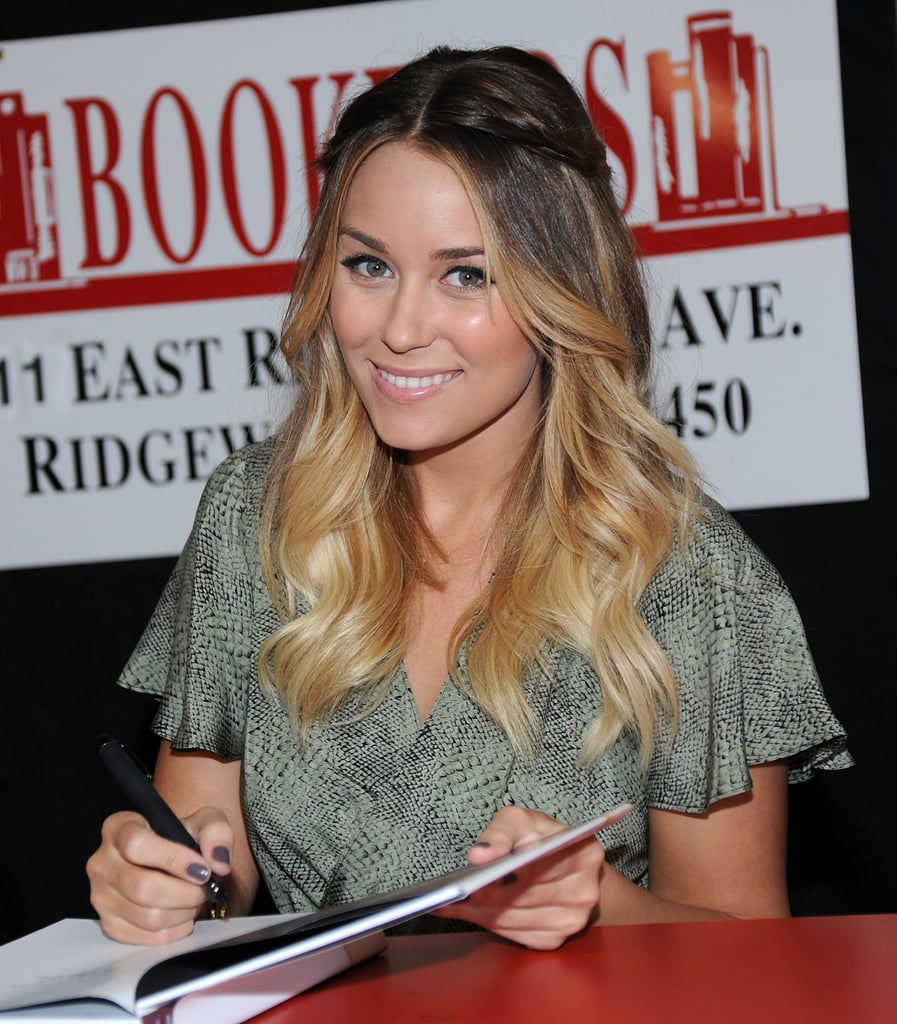 Lauren Conrad at a Book Signing in New Jersey