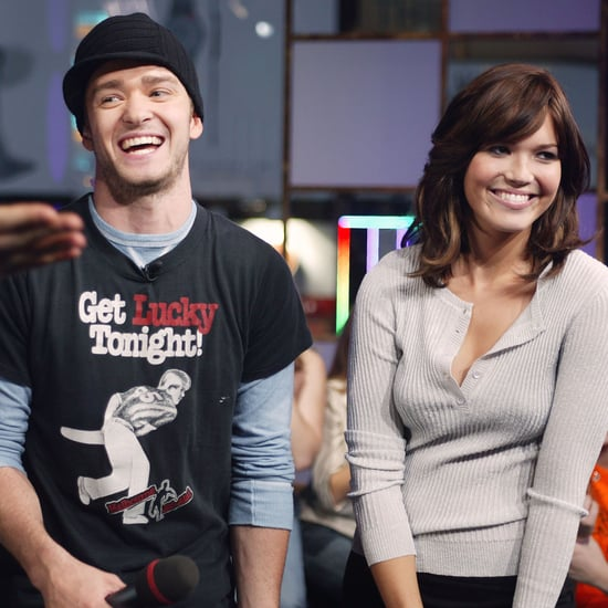 Mandy Moore Talks About Justin Timberlake on Howard Stern