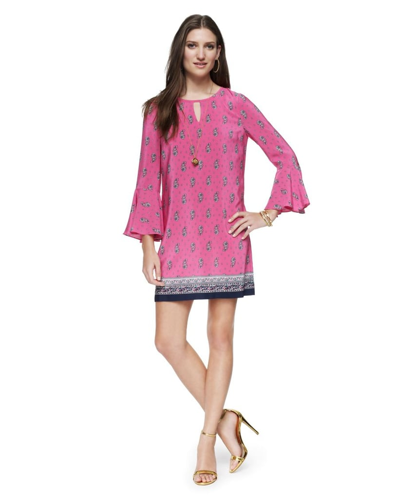 Juicy Couture Pink Paisley Dress