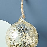 Gold-Dusted Ornament