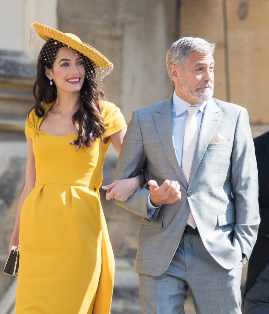 Why Weren't George and Amal Clooney at Eugenie's Wedding?
