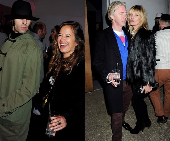 Photos of Kate Moss, Jade Jagger, Jaime Winstone and More at Primal Scream Party