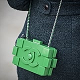This Lego clutch is the literal bright spot in any outfit.