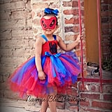 Spiderman/girl