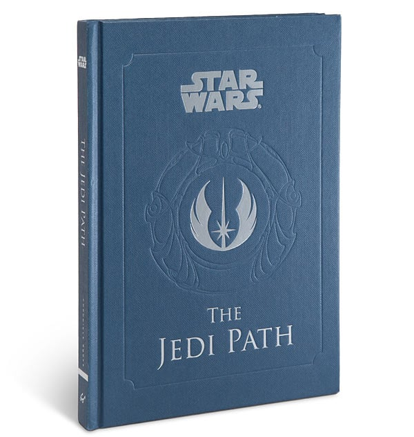 Star Wars The Jedi Path Jedi Training Manual Design Coffee