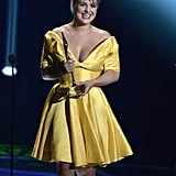 Fashion Police host Kelly Osbourne received the Style Icon Award.