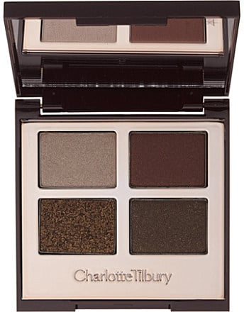 Legendary makeup artist Charlotte Tilbury recently launched her product range at Selfridges, and it's safe to say every single item is a beauty junkie's must have. But I'll be starting off with this palette (£38), the perfect combo of shades to keep in my handbag for a day-to-night makeover.