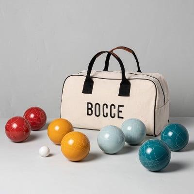 Bocce Ball Lawn Game Set