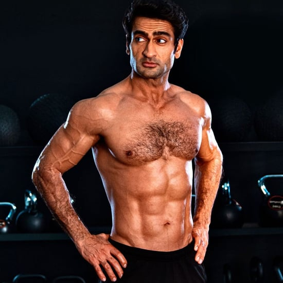 Kumail Nanjiani Shows Off Marvel Transformation on Instagram