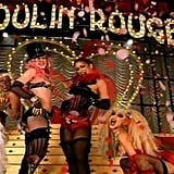 """Lady Marmalade"" by Christina Aguilera, Lil' Kim, Mya, and Pink"