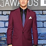 Darren Criss stepped out for the MTV VMAs.