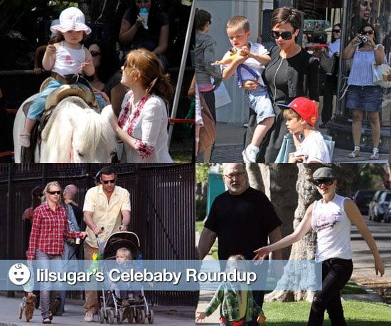 Celebaby Roundup