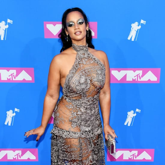 Dascha Polanco at the 2018 MTV VMAs