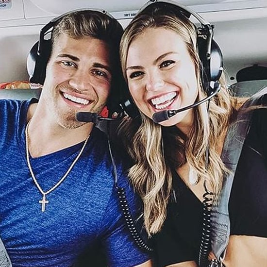 Hannah and Luke Tweets About The Bachelorette Fantasy Suites