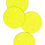 Nothing perks up a coffee or end table like a stack of Neon Leather Coasters ($44). The geometric pattern is subtle, yet fun, and the fluorescent hue ensures that none of your guests will forget to use one.  — Britt Stephens, assistant entertainment editor