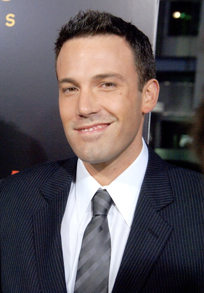 And Then This Smirk Ben Affleck S Hottest Pictures