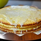 Lemon Curd Cake