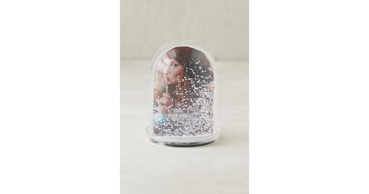 Urban Outfitters 4 Snowglobe Picture Frame Tiny Gifts Popsugar