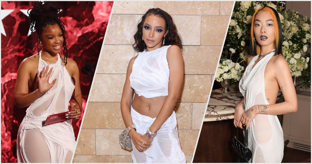 The Many Stars Who've Worn Di Petsa's Wet Look   Pictures