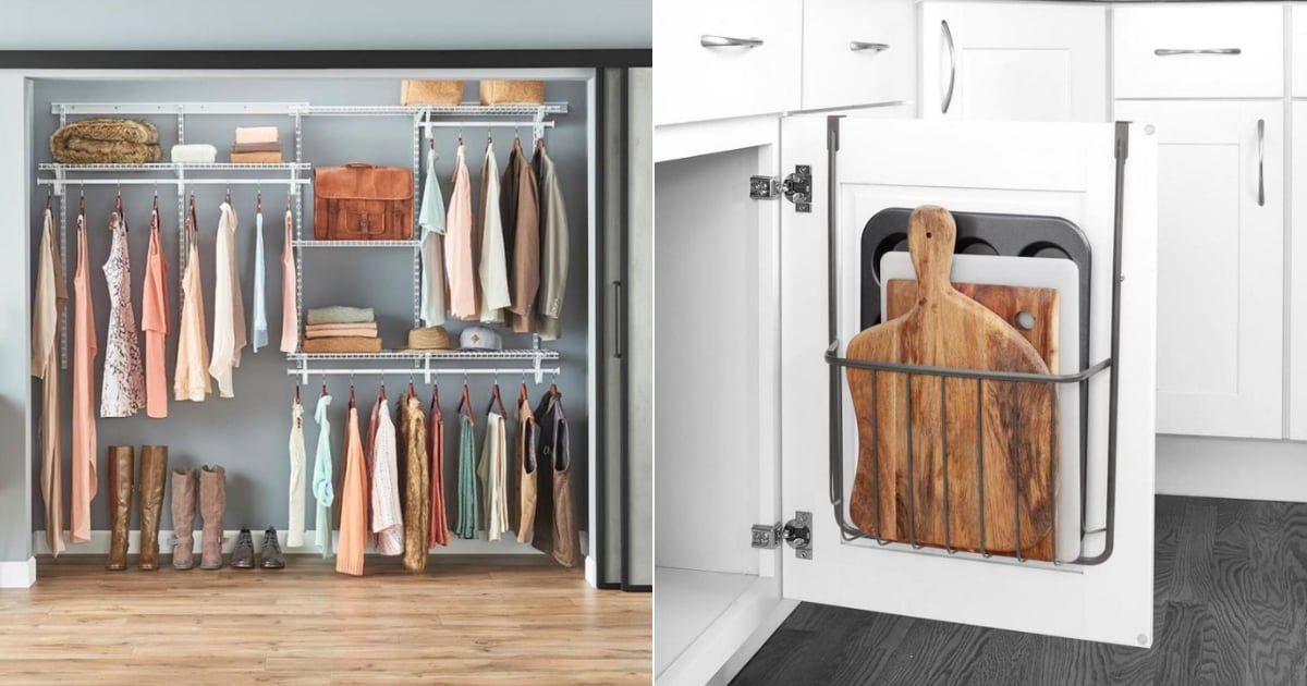 Storage And Organization Ideas - cover
