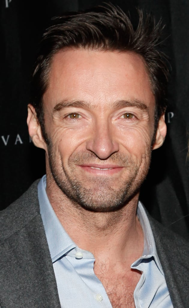 Hugh Jackman headed out to celebrate Ivanka Trump.