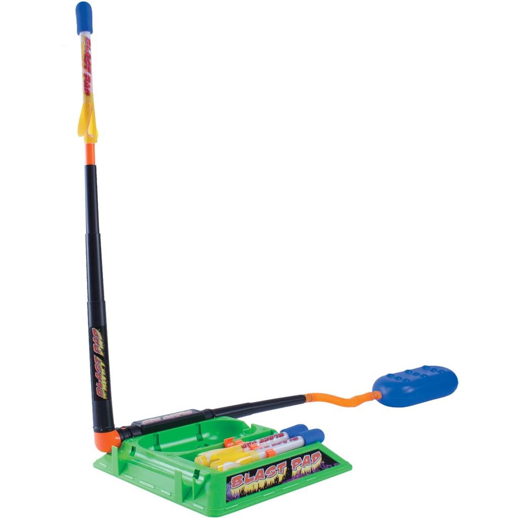 Marky Sparky Toys Blast Pad Foam Rocket Launcher