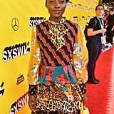 When She Was the Queen of Prints