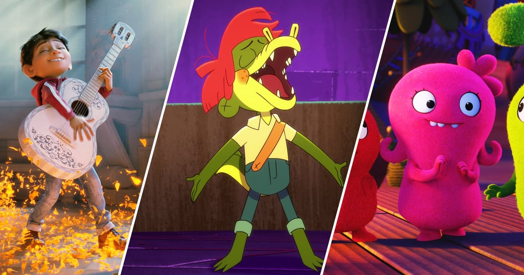 16 Animated Musicals Just For Kids and Families