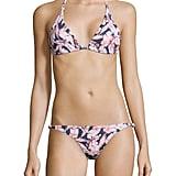 Eberjey Karli Banana Leaf Bikini