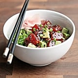 Tuna Poke Bowl With Avocado
