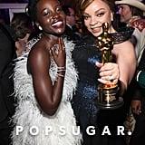 Pictured: Lupita Nyong'o and Ruth E. Carter