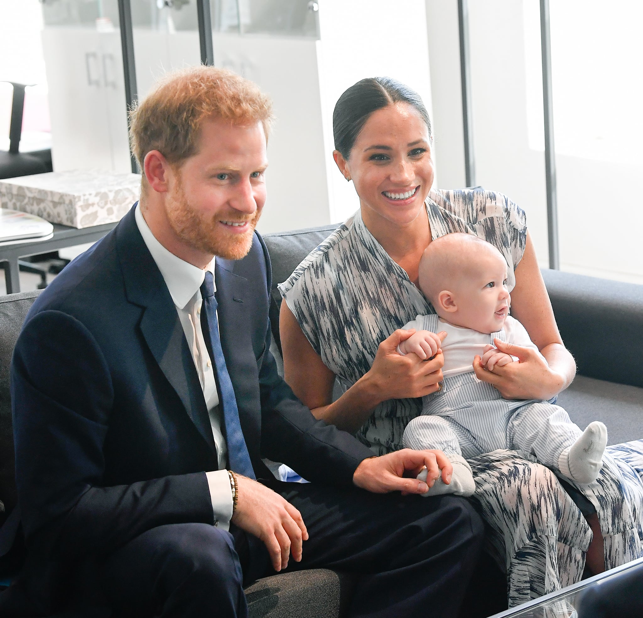 Aw! Meghan Markle And Prince Harry Just Released A Holiday