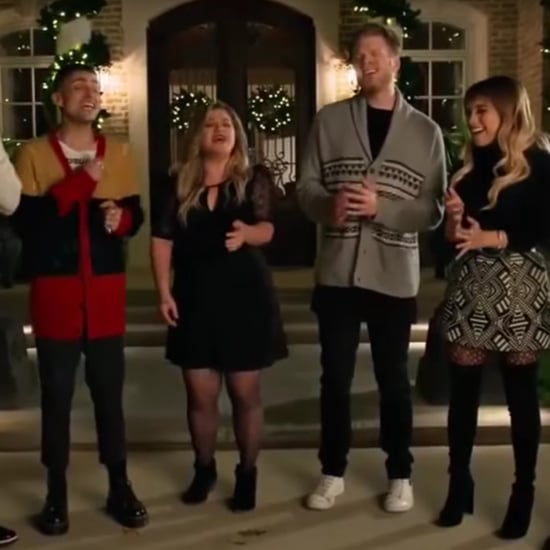 "Pentatonix and Kelly Clarkson ""I'll Be Home For Christmas"""