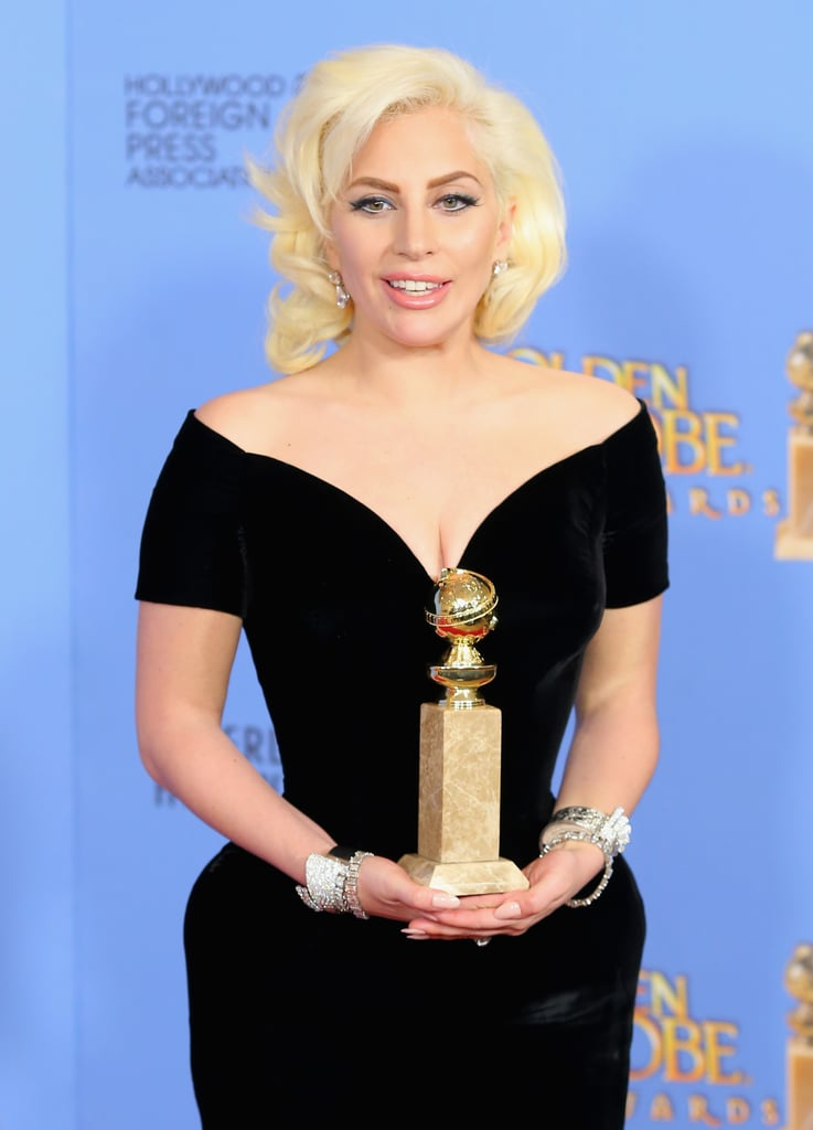 Lady Gaga Won for American Horror Story: Hotel