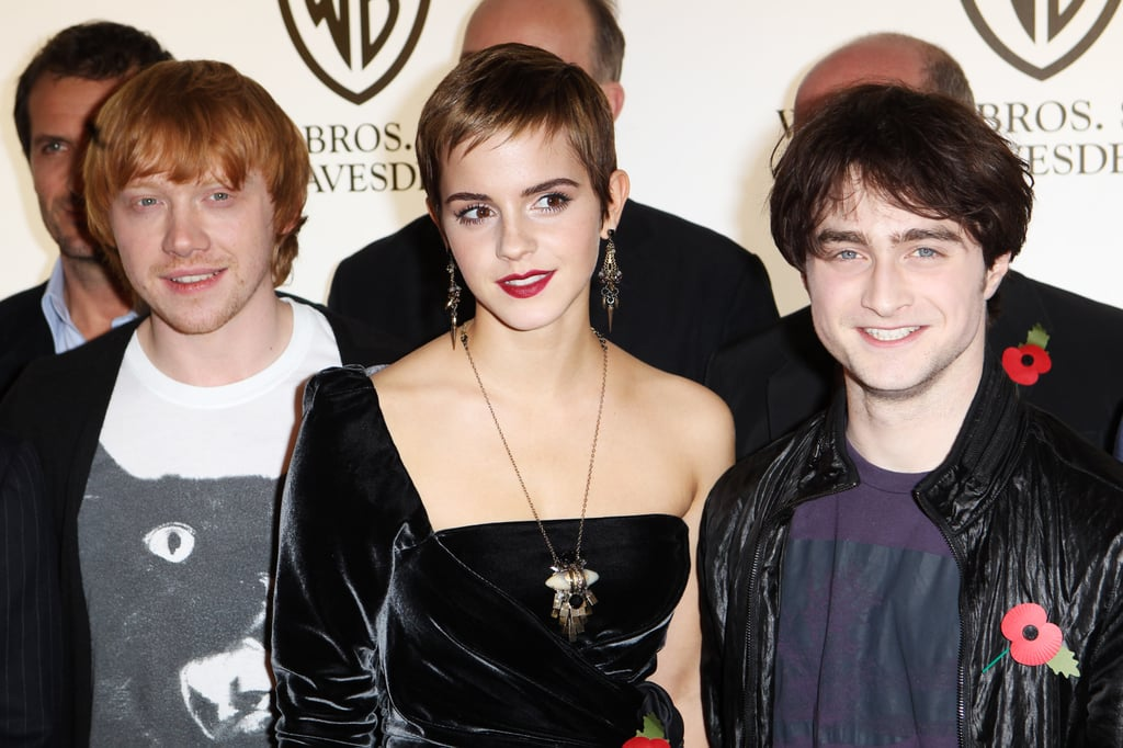 Pictures of Harry Potter Photo Call