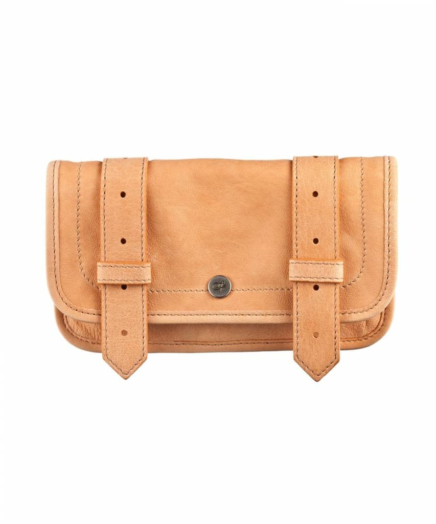 I'm in desperate need of a new wallet — this Proenza Schouler PS1 Wallet ($165) isn't just a classic with its buttery leather finish, it's also a pretty affordable way to get a little Proenza in my life.