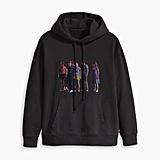Levi's x Stranger Things Steve's Sweatshirt