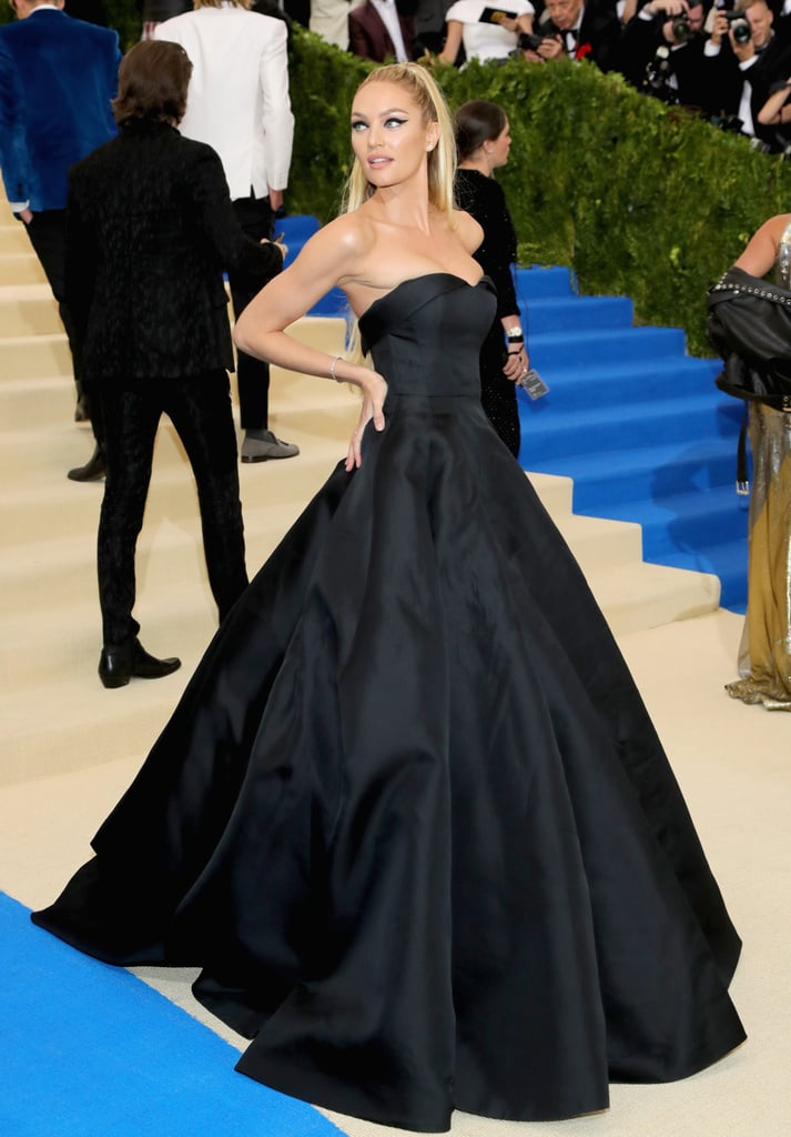 Candice Swanepoel Models At The Met Gala 2017 Popsugar