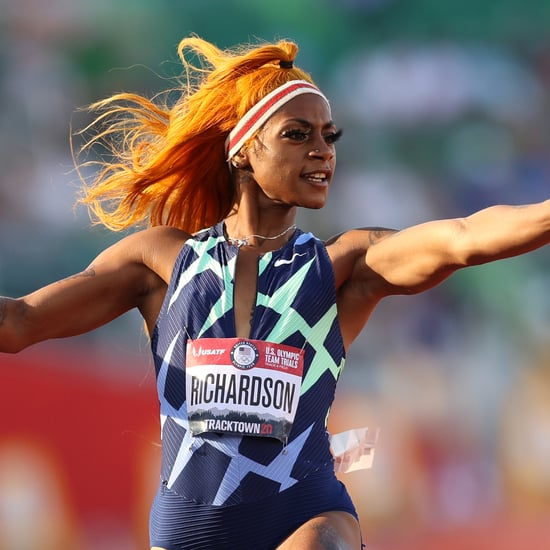 Sha'Carri Richardson Raced 100m Tokyo Olympians
