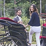 Prince Alexander's First Royal Engagement Pictures 2018