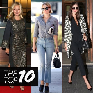 Top 10 Best Dressed This Week: Kate Moss, Chloë Sevigny, Miranda Kerr, Dree Hemingway & More