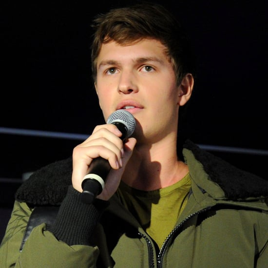 "Ansel Elgort Covers ""City of Stars"" From La La Land"