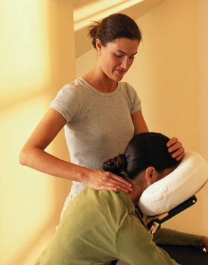 Relax Already: Swap Coffee For a Massage Break