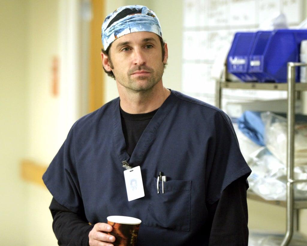 GreyS Anatomy Tod Derek