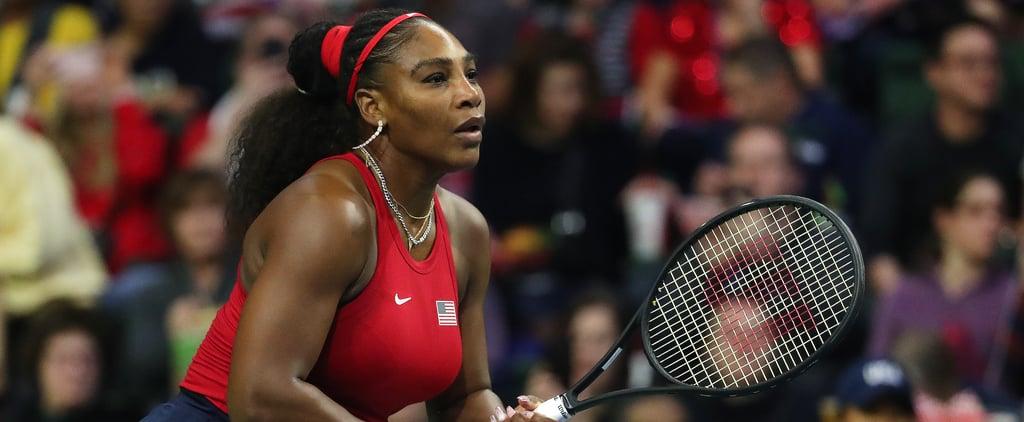 Serena Williams Took Six Weeks Off Tennis Amid Pandemic