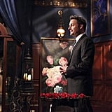 Chris Harrison on The Bachelorette.