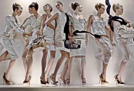Fab Ad: Prada Spring/Summer '09